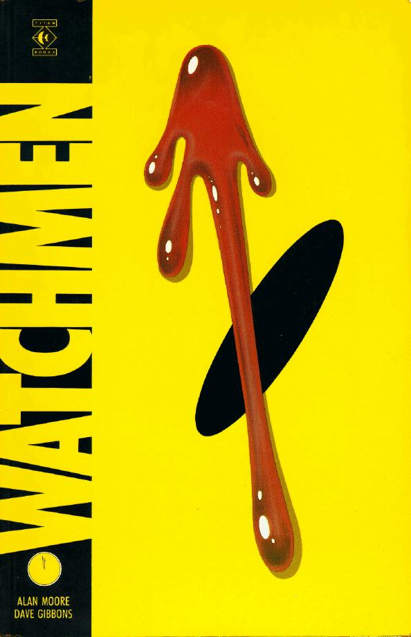 List of Recommended Graphic Novels. Watchmen-749826