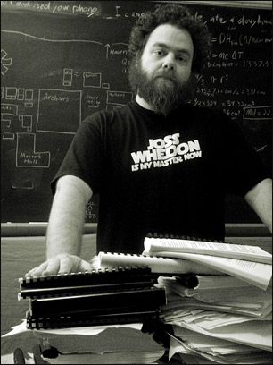 Patrick Rothfuss Podcast Interview